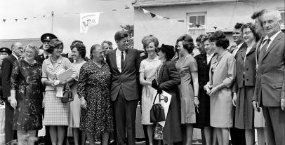 JFK's Irish Roots
