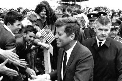 Event- How nice it is just to be Irish: President Kennedy's trip home