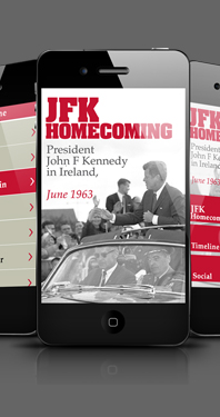 Download the JFK Homecoming App