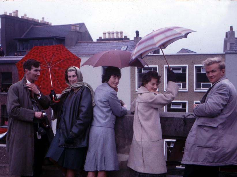 1963 JFK Visit to Cork