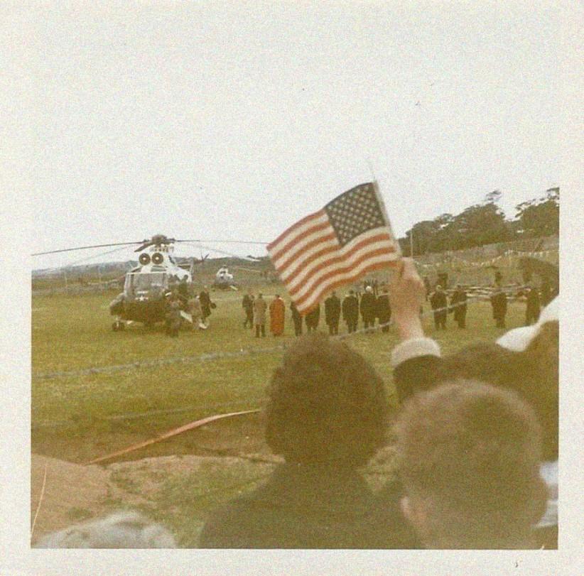 JFK in Wexford