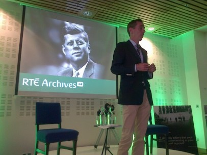 Panel Discussion Hosted by Ryan Tubridy